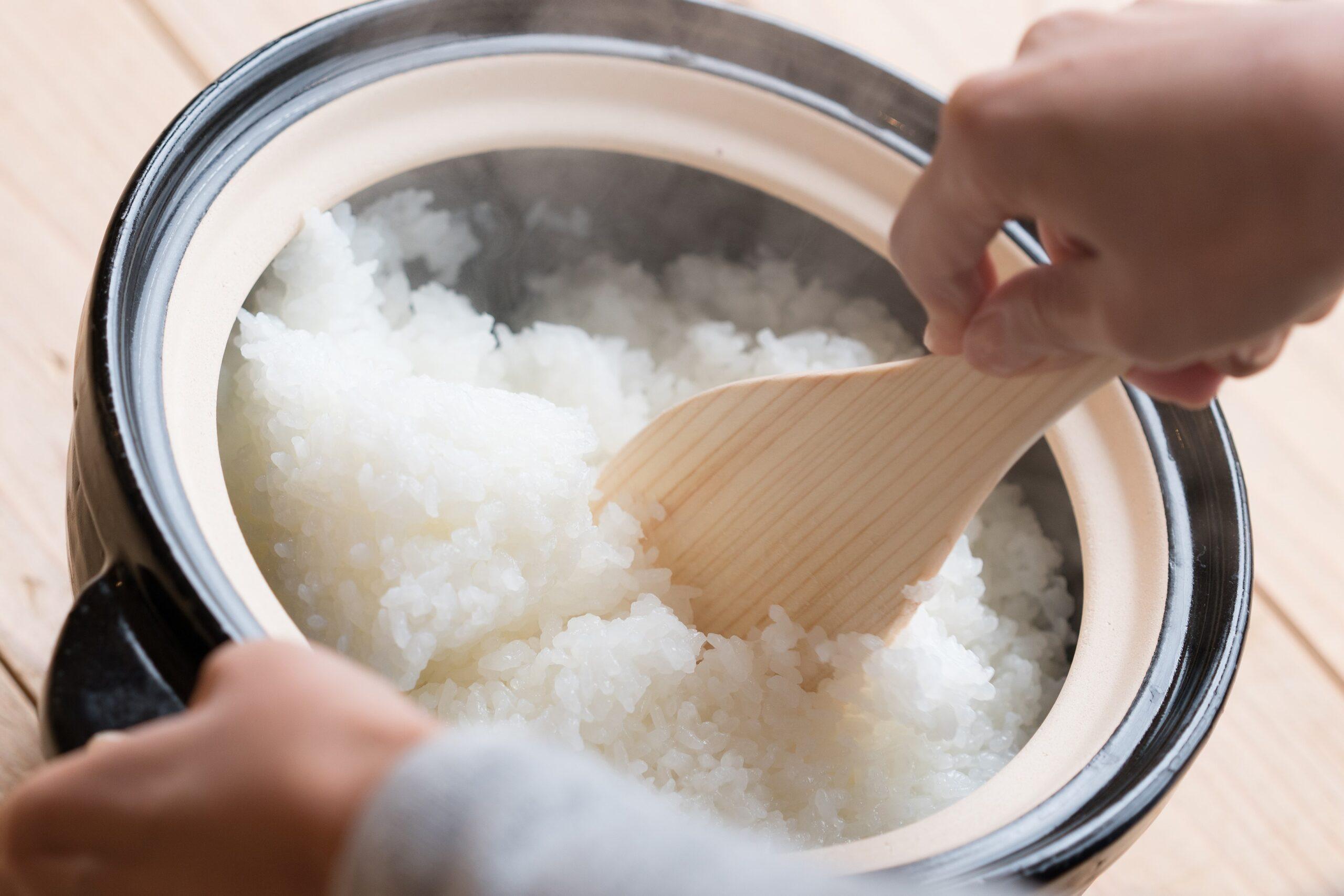 炊き上がったご飯の保存のポイント